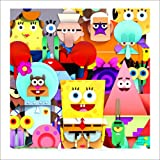 SpongeBob: Everyone's Watching Art Print