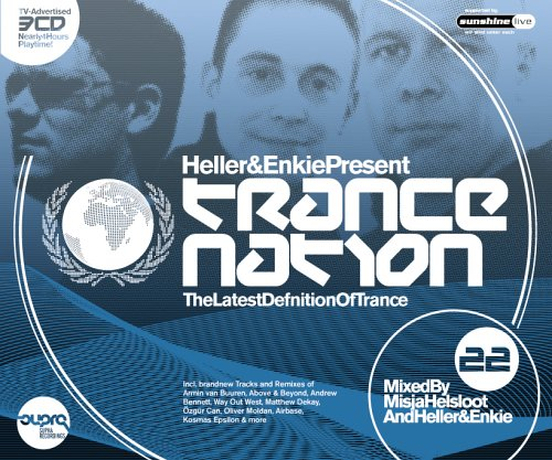 Various - Trance Nation 22 - Zortam Music