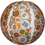 "American Educational Vinyl Pre Algebra-1 Clever Catch Ball, 24"" Diameter"