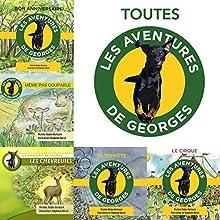Toutes les aventures de Georges | Livre audio Auteur(s) : Michèle Médée-Bertmark Narrateur(s) : Michèle Médée-Bertmark