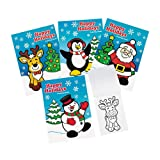 72 ~ Happy Holidays Coloring Books ~ 5