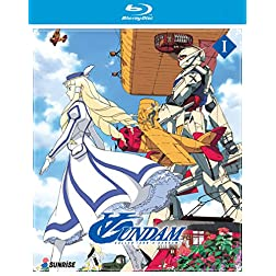 Turn A Gundam: Blue Ray Collection 1 [Blu-ray]