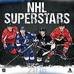 NHL Superstars 2016 Calendar