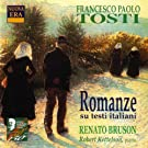 Tosti: Romanze su testi italiani