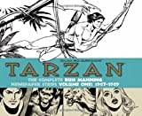 Tarzan: The Complete Russ Manning Newspaper Strips, Vol. 1 (1967-1969)