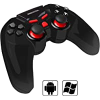BEBONCOOL Wired Bluetooth Game Controller with Clip
