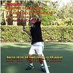 Serve Harder Training Program Pocket Manual: Serve Harder and Win More! | Joseph Correa