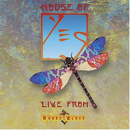 Yes - House of Yes: Live From House of Blues - Zortam Music