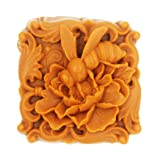 Bee Silicone Mold Craft Art Silicone Soap Mold Craft Molds DIY Handmade Soap Molds (S001) (Color: S001)