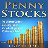 Penny Stocks: The Ultimate Guide to Mastering Penny Stocks for Beginners in 30 Minutes or Less!