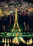 Ravensburger Puzzle Celebrating Paris 1000 Piece