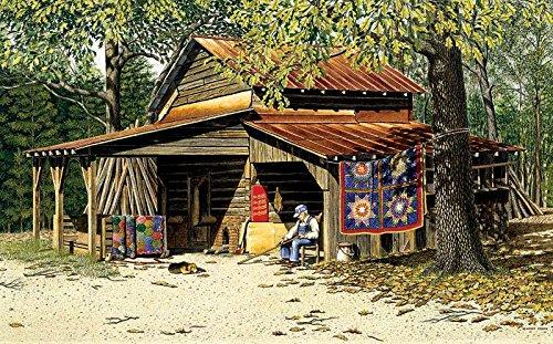 Hubie's Place a 300-Piece Jigsaw Puzzle by Sunsout Inc.