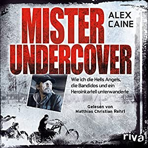 Mister Undercover Hörbuch