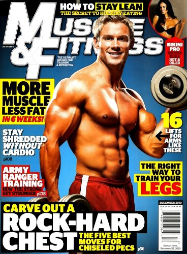 Muscle & Fitness [US] December 2010 (単号)