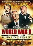 NEW World War Ii-when Lions Roared (DVD)