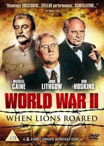 World War II - When Lions Roared [DVD] [1994]