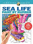 Sea Life Paint by Number