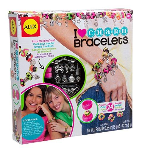 ALEX Toys DIY Wear I Heart Charm Bracelets JungleDealsBlog.com