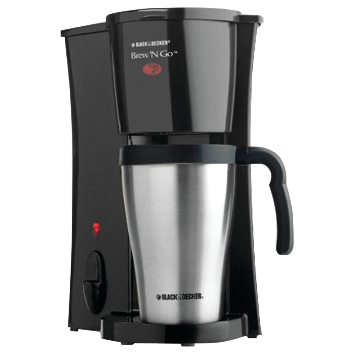 Black & Decker DCM18S Brew