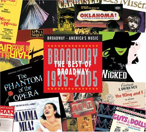 Broadway Americas Music 1935 2005 by Broadway America's Music 1935-2005