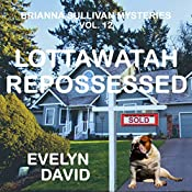 Lottawatah Repossessed: Brianna Sullivan Mysteries, Book 12 | Evelyn David