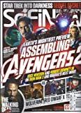 img - for SciFiNow Magazine # 73 (2013,Avengers 2,Walking Dead) book / textbook / text book