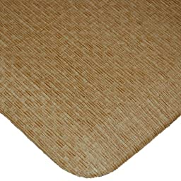 Rhino Mats CCP-37-Broom-36 Comfort Craft Premium Sonora Houseware Mat, 2\' Width x 3\' Length x 3/4\