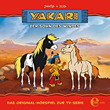Yakari 16 Hörspiel von Thomas Karallus Gesprochen von: Mia Diekow, Achim Schülke, Ben Hecker