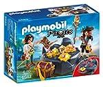 Playmobil 6683 Pirates Treasure Hideo...