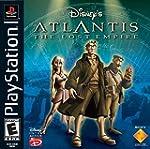 Disney's Atlantis - PlayStation