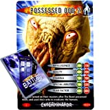Doctor Who - Single Card : Exterminator 185 Possessed Ood 2 Dr Who Battles in Time Common Card