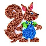 Hama Midi Platte Eichhörnchen 302 für Bügelperlen von Hama