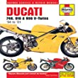 Ducati 748, 916 & 996 V-Twins 1994 to 2001 (Haynes Manuals)