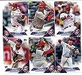 2016 Topps Baseball Series 1 Philadelphia Phillies Team Set of 10 Cards (SEALED): Jerad Eickhoff(#2), Ryan Howard(#15), Jeff Francoeur(#23), Alec Asher(#27), Odubel Herrera(#68), Aaron Harang(#115), Aaron Nola(#133), Darnell Sweeney(#157), Maikel Franco(#