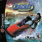 Surf Rocket Racer Sega Dreamcast COMPLETE Game