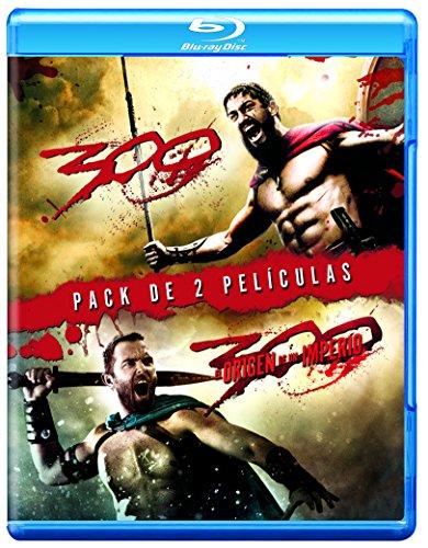 Pack: 300 + 300: El Origen De Un Imperio - Edición Limitada [Blu-ray]