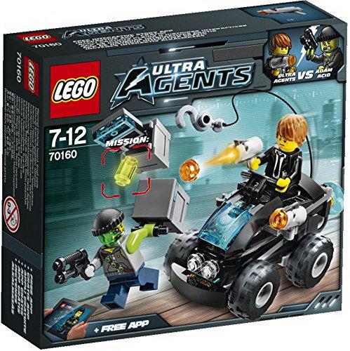 Lego Ultra Agents 70160 Agenten Buggy, 1Stück