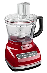 KitchenAid KFP1466ER 14-Cup Food Processor with Exact Slice System and Dicing Kit