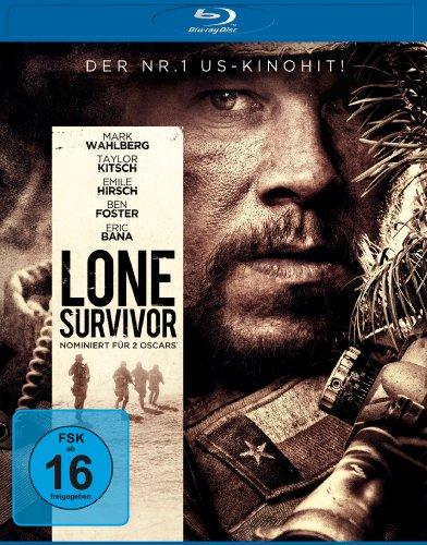 Lone Survivor Bd [Blu-ray] [Import anglais]