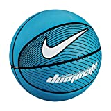 Nike Dominate Basketball-Sky Blue/Black