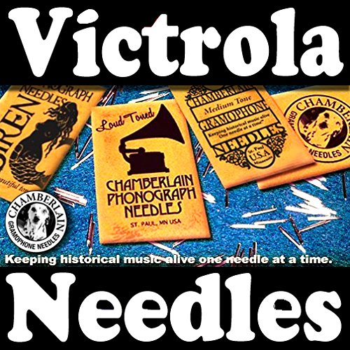 300 Loud Tone Victrola Phonograph Needles By Chamberlain Phonograph Needles, St. Paul, MN