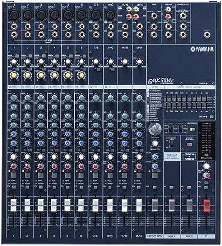 Yamaha EMX5014C Powered Mixer 500 Watt Per Channel