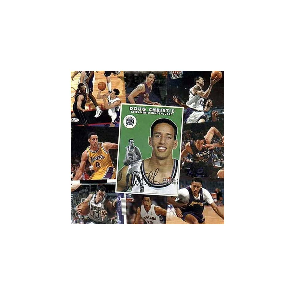 Sacramento Kings Doug Christie 20 Card Player Set