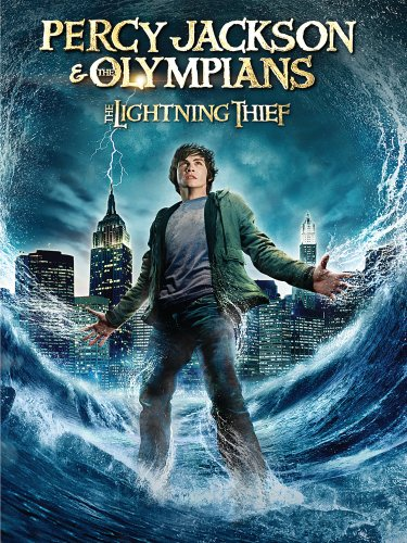 Percy Jackson & The Olympians: The Lightning Thief (Amazon Books Percy Jacson compare prices)