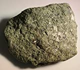 Large, Medium-Grained Olivine - 2 Pieces of Mineral