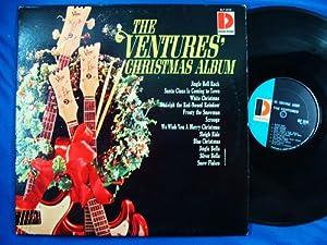 Amazon Com The Ventures The Ventures Christmas Album