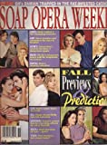 Tom Eplin, Michael E. Knight, Shemar Moore, Roger Howarth, Michael Zaslow, Robert Kelker-Kelly, Scott Bryce, Wally Kurth - September 5, 1994 Soap Opera Weekly Magazine