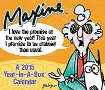Maxine Boxed Calendar (2015)