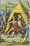Marvelous Possessions (0198123825) by Greenblatt, Stephen