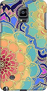 DailyObjects Obsession Case For Samsung Galaxy Note 4